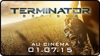 Trailer of Terminator Genisys (2015)
