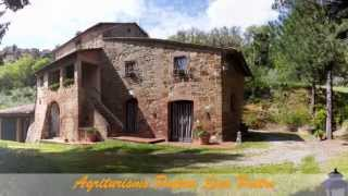 preview picture of video 'Agriturismo Podere San Pietro Montepulciano Siena'