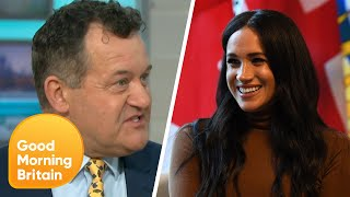 "Meghan Markle ""Had No Idea What She Was Getting Into"" Says Paul Burrell 