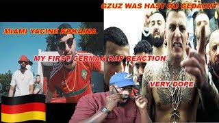 AMERICAN FIRST  REACTION TO GERMAN RAPHIP HOP!!! | Mike Kennedy