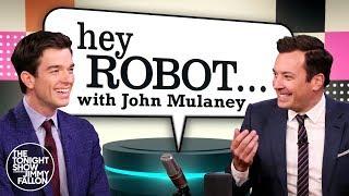 Hey Robot with John Mulaney