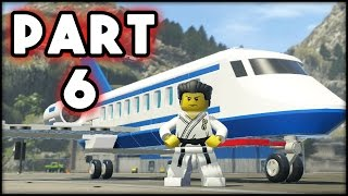 LEGO City Undercover - LBA - Episode 6 - KARATE PILOT!