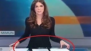 """Top 5   Momenti Imbarazzanti In  Diretta TV  (Nuovo Canale """"goo.gl9jYVrZ"""")"""