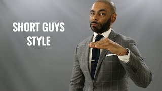 How Short Men Should Dress/Top10 Best Short Guy Style Tips/How To Dress To Look Taller