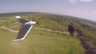 Wing Chasing | Armattan Marmotte | FPV Freestyle UK | Parrot Disco
