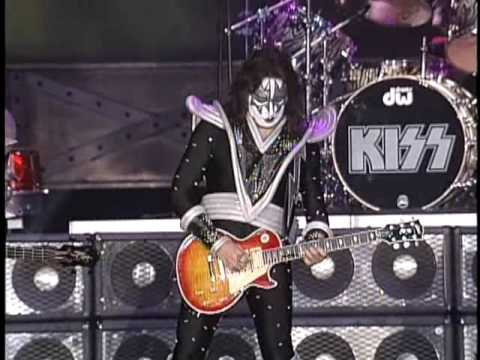 KISS - Detroit Rock City Dodger Stadium 1998