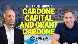 How Cardone Capital And Grant Cardone will double the portfolio over the next year.