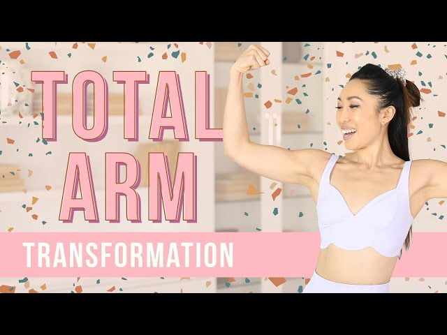 10 Minute Arm Toner | Total Body Transformation Workout