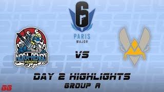 Rogue vs NORA-Rengo   R6 Pro League S7 Highlights - Музыка