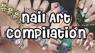 Nail Art Compilation | 2015 Designs