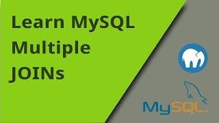 Learning MySQL - Multiple JOINS