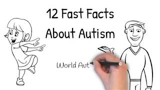 Fast Facts About Autism (World Autism Awareness Day)
