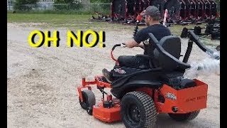One Problem With Bad-Boy Mowers...How To Fix It