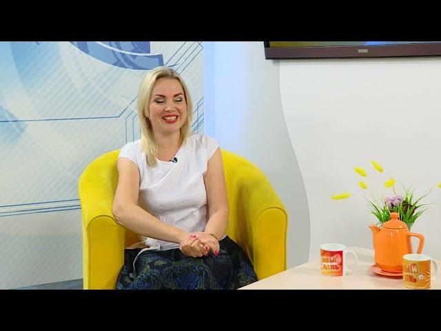 Гость программы «Новый день» - певица и композитор Ирина Скокнина