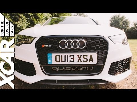 Audi RS 6: Family Looks, Supercar Pace - XCAR