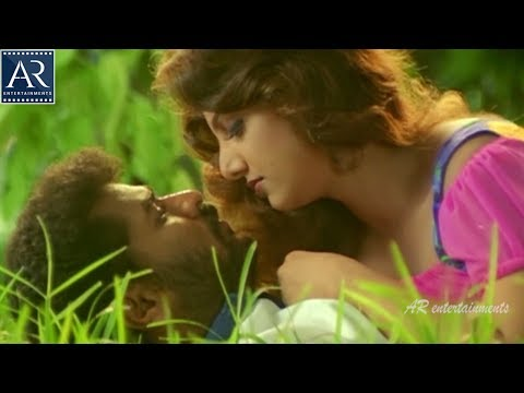 Navvandi Lavvandi Movie Scenes | Rambha asking for Kiss in Garden | AR Entertainments