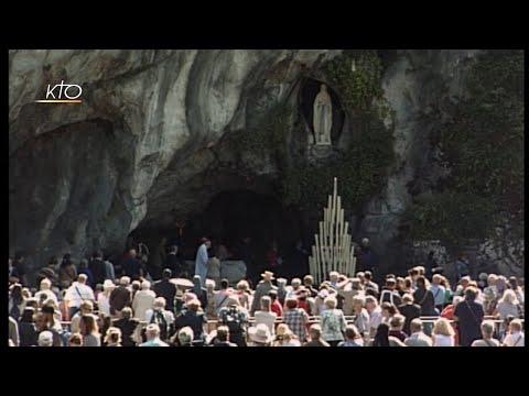 Chapelet à Lourdes du 8 septembre 2019