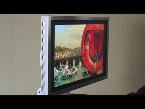 NEC Multisync EA241WM 24-inch LCD Monitor Review