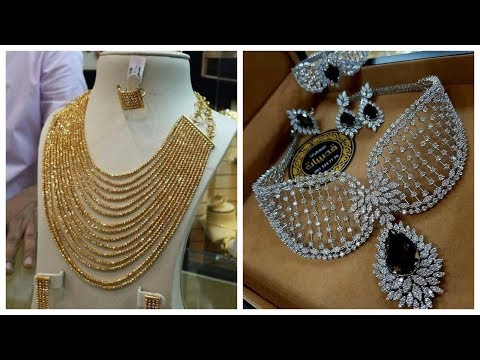 Most gorgeous and expensive diamond necklace designs, ideas for girls,diamond neckwear ideas 2020