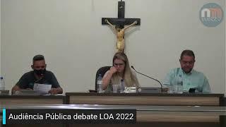 NOVA GRANADA | AUDIÊNCIA PÚBLICA - LOA 2022