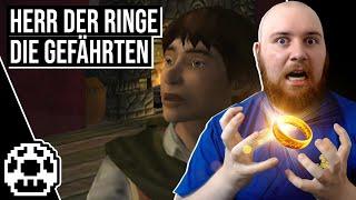Ich habe das Spiel zu Herr der Ringe: die Gefährten durchgespielt.