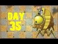 Plants vs Zombies 2 - Ancient Egypt - Day 35 BOSS [Zombot Sphinx-inator 2.0] No Premium