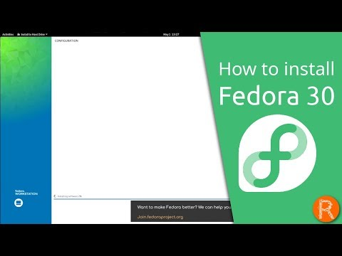 Download How To Install Fedora 30 HD Mp4 3GP Video and MP3