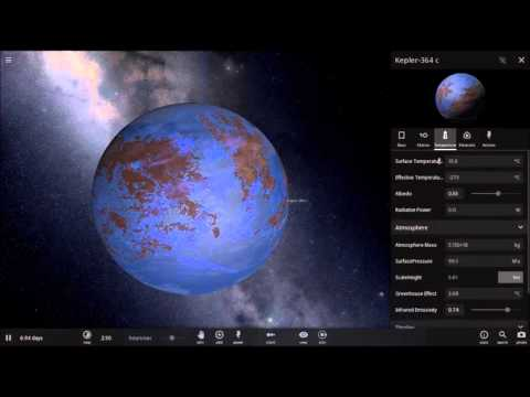 How to create a habitable planet in under a minute