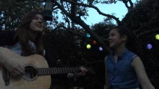 Sweet Girl by Fleetwood Mac- Cover by Maisie and Alice