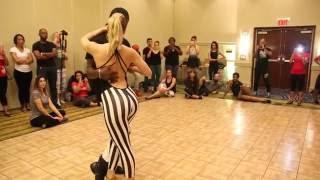 ENAH & CAROLINA ON FALL IN LOVE -  DJ KAKAH