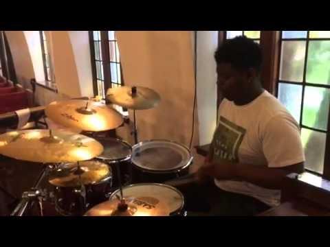 Gospel Medley Drum Cover (Gawuan Williams)