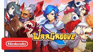 Wargroove - Launch Trailer - Nintendo Switch