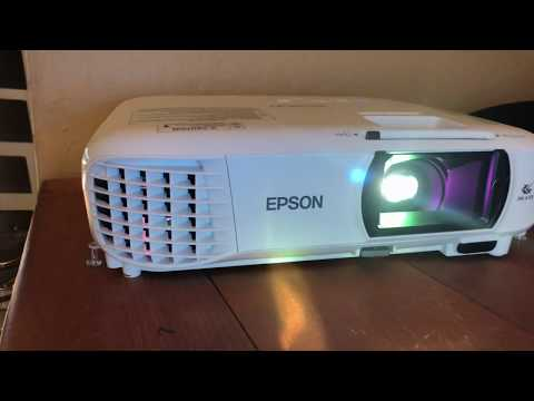 EPSON 1060 Home Cinema Projector Review – CHS1