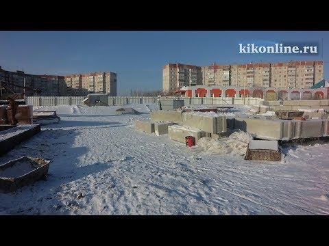Строительство детского сада на Солнечном