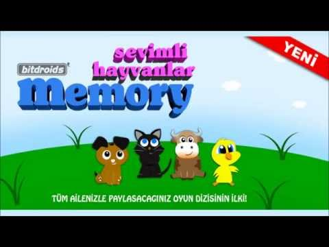Video of Cute Animals Memory
