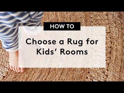How to Choose A Rug for Kids Rooms | Armadillo Rugs at Hunting for George
