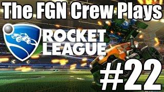 The FGN Crew Plays: Rocket League #22 - Hat Trick Hero (PC)