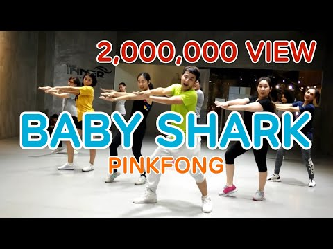 Baby Shark (Dance) เบบี้ชาร์ค - Animal Songs - PINKFONG