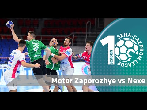 Motor Zaporozhye finishes the match in style! I Motor Zaporozhye vs Nexe I Match highlights