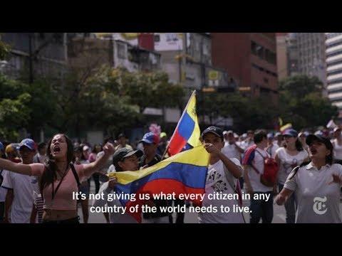Algunos venezolanos se rebelaron contra Maduro, y lo pagaron con sus vidas