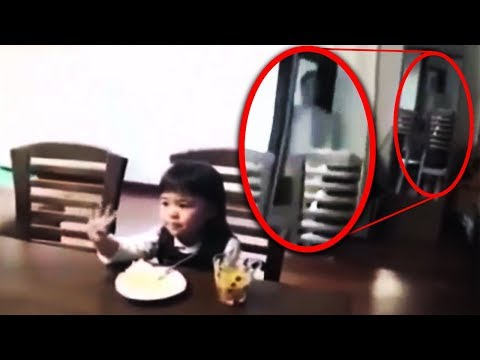 11 Scariest Ghost Sightings By Children