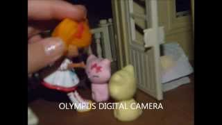 The murderer of Lalaloopsy's house