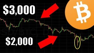 Bitcoin Likely To Capitulate Below $3,000 Soon. Should I Buy?