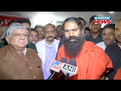 Yoga Guru Baba Ramdev Reaction On Acharya Balkrishna Health Issue