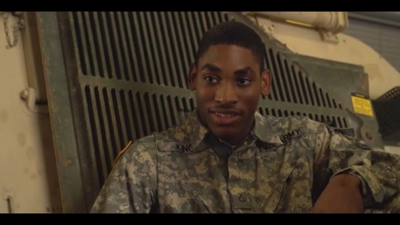 US Army Basic Training Short Documentary