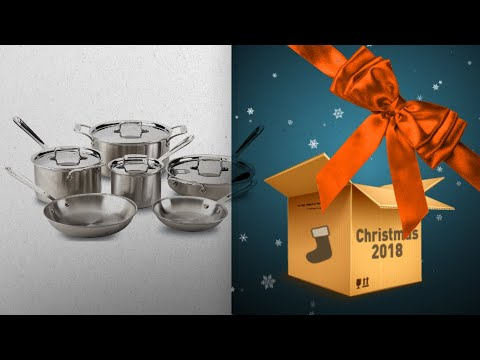 Featured All-Clad Cookware Sets Gift Ideas / Countdown To Christmas 2018 | Christmas Countdown Guide
