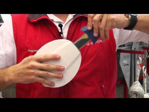 BARON - Bomba de achique manual con mango extensible - Pasacubierta