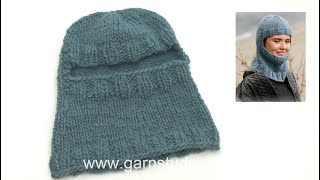 How to work a helmet hat