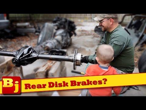 Download Dana 44 Disc Brake Conversion Part 1 | Dangdut Mania