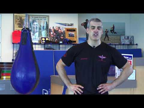 Mastering Krav Maga Online:  Defending Impact Weapon Thrust Attacks (Brown Belt)